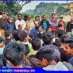 টাঙ্গাইলে বিএনপি'র মেয়র প্রার্থীর অফিস ভাঙচুরের ঘটনায় প্রতিবাদ